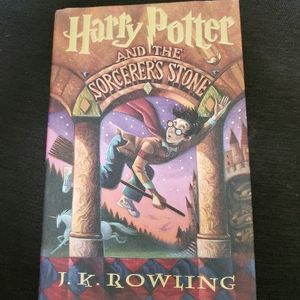 Harry Potter and the Sorcerer's Stone Hardback